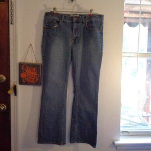 Old Navy Bootcut Short Stretch jeans sz 12short